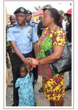 Meaning of Police rescue stolen 3-year-old girl in Abia